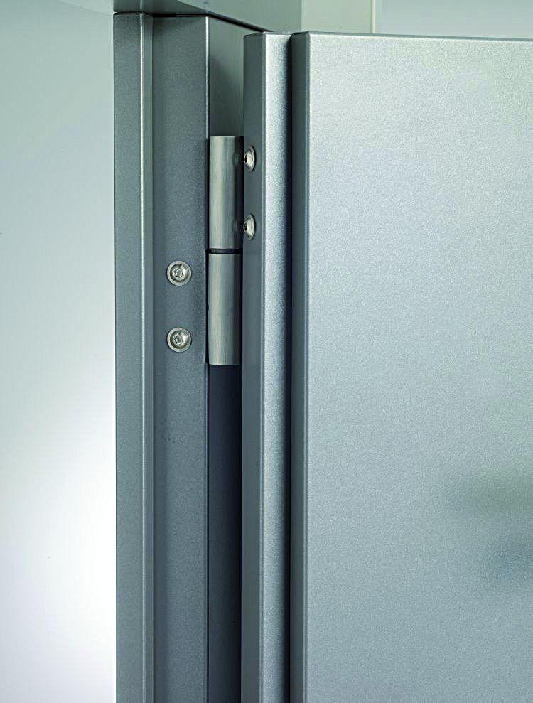 raumhohe wc trennwand pup40 altus sch fer trennwandsysteme. Black Bedroom Furniture Sets. Home Design Ideas