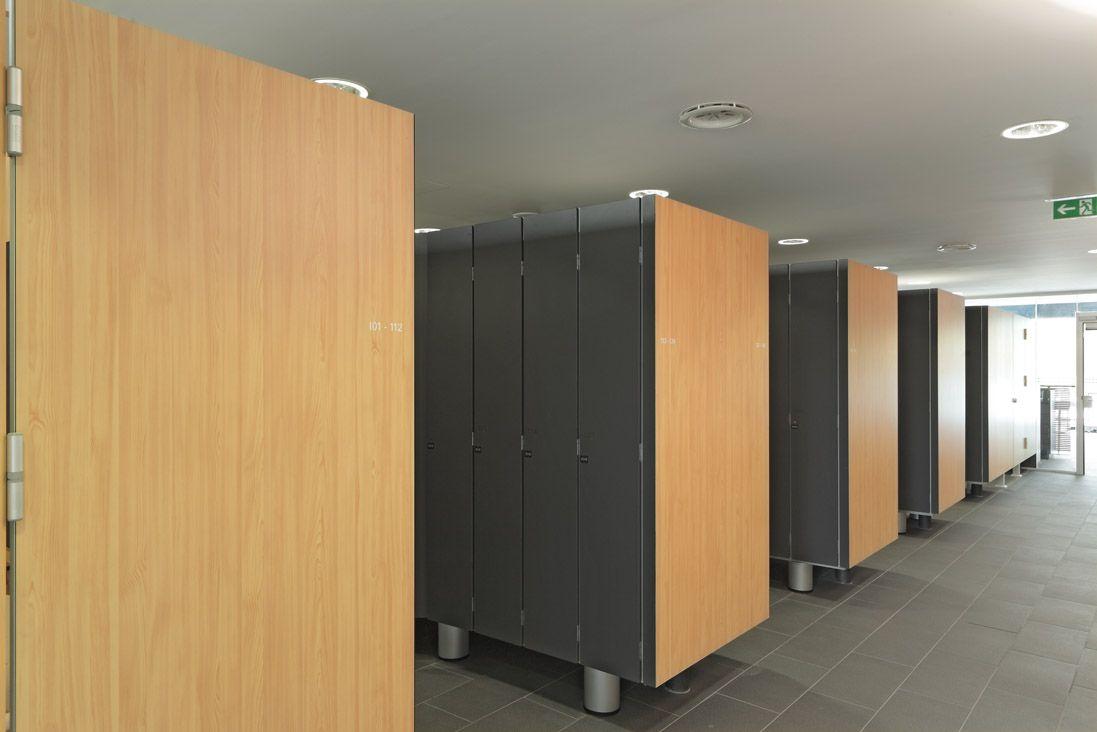 Garderobenschränke GVKF13 › Schäfer Trennwandsysteme