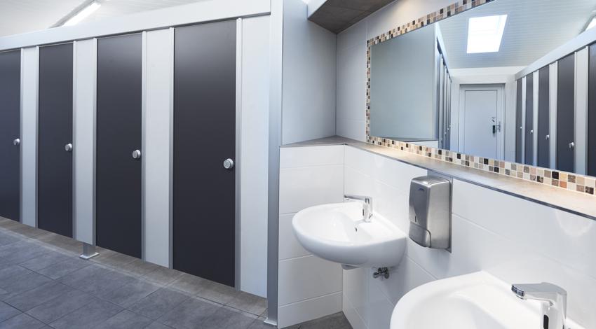 gro artig trennwand toilette bilder die besten einrichtungsideen. Black Bedroom Furniture Sets. Home Design Ideas
