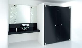 wc trennw nde sch fer trennwandsysteme. Black Bedroom Furniture Sets. Home Design Ideas