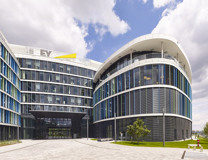 <strong>SkyLoop Stuttgart</strong> Exclusive office building and innovative workplace